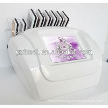 guangzhou 8 pads diode lipo laser slim machine