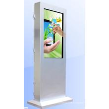 Kiosque publicitaire à écran tactile tactile extérieur de 42 pouces