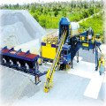 Batch Type Mobile Asphalt Mixing Machinery