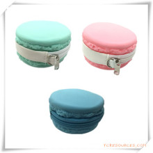 Macaron Cake Shape Silicone Waterproof Coin Purses