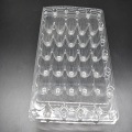 Disposable Plastic Quail Egg Tray with 30 Holes