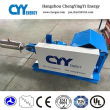 Cyyp 75 Ununterbrochener Service Großer Durchfluss und hoher Druck LNG Liquid Oxygen Stickstoff Argon Multiserise Kolbenpumpe