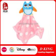 En71 Safety Owl Soothing Towel