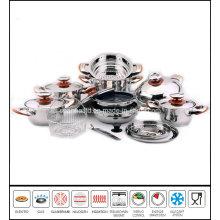 Cookware Capsule Bottom