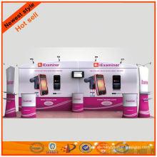 proveedor de stand de exposición de tela grande en china