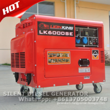 5kva single phase ac generator 220v with CE and GS certification