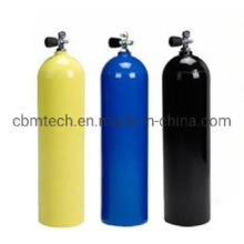 Aluminum portable Cylinders for Scuba Diving