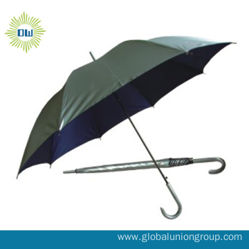 2015 Cheap Promotion Straight Advertising Umbrella