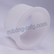 OEM Service Lathe CNC Turning Plastic Bushing Sleeve