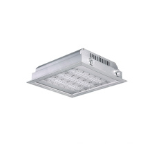 IP66 IK10 120W LED Gas Station Canopy Light with Motion Sensor