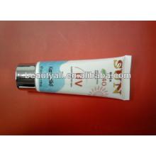 Vis à plaqué Cap Cosmetic PE Tube