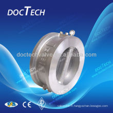 Swing Check Valve Type de plaquette