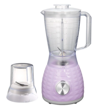 Multifunctional plastic food mixer for household use