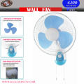 16 Inch Indoor Home Used Industrial Bracket Wall-Hung Fans