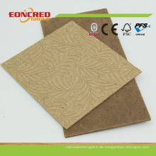 2mm Hardboard Wall Panel Ziegel mit gutem Preis
