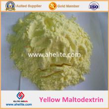 Природный Желтый Мальтодекстрин Мальтодекстрин Порошок Цена