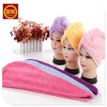 China wholesale towel hair band, twist hair turban, magic hair turban