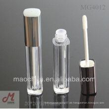 MG4012 quadratische dicke Wand leer Lippenglanzbehälter