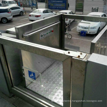 Hydraulic used wheelchair accessible lift for disabled people and elders elevators home