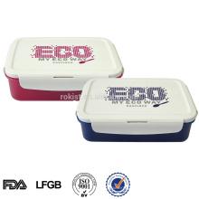 refeição hermético seguro de PP microondas preparar o recipiente de alimento