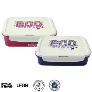 envase de alimento de preparación seguro hermético comida de PP microondas
