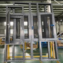 factory direct sale Aluminium mullions 6063 aluminum doors and Windows profiles