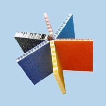 Алюминиевая сэндвич-панель из сотовой ткани