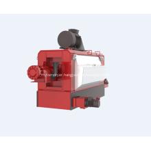 Rendering equipment of fat press