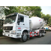 ShanQi-DeLong 6X4 Concrete Mixers,cement trucks,New cylinder delivery truck
