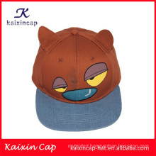 2015 custom design funny ear children snapback caps