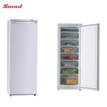 Congelador vertical criogénico de una puerta sin refrigerador