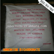 99.2% hot sale super quality ammonium bicarbonate fertilizer grade