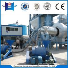 Coal burner for asphalt mixing plant/pulverized coal burner