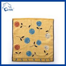 100% Baumwolle gesticktes Handtuch