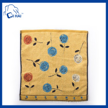 100% algodão bordado toalha de mão