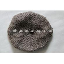 зима трикотажные кашемир шапки/шляпы