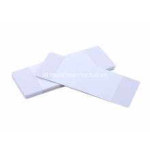 Adhesive Sticky Cleaning Cards 54x170mm