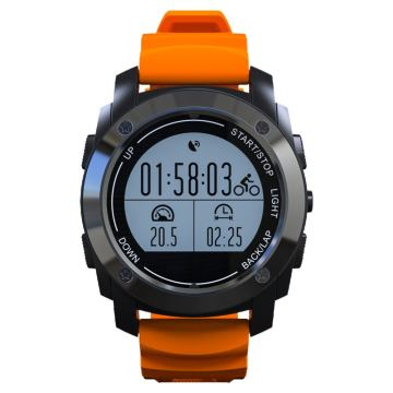 GPS location sporty mode smart watch