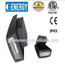 Alibaba.com China Lieferant 100W 115lm / w IP65 UL cUL ETL aufgeführt hohe Helligkeit LED Wand Pack Licht im Freien