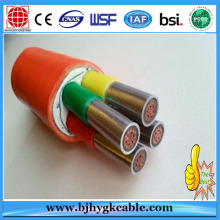 Copper Mica tape insulated Fire Resistant Cables
