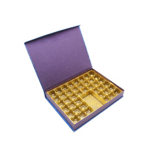 Chocolate Box For Gift Packaging, Printing Fancy Art Cardboard Paper Gift Chocolate Storage Packaging Box