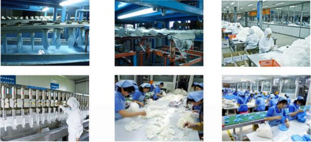 vinyl gloves production