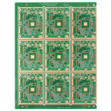 Digital display meter printed circuit boards