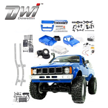 DWI Dowellin DIY assembly 1/16 2.4G Off Road 4WD RC CAR For Kids