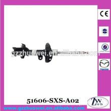 Auténtico amortiguador delantero de piezas de automóviles para CRV RE4 amortiguador de caucho 51606-SXS-A02