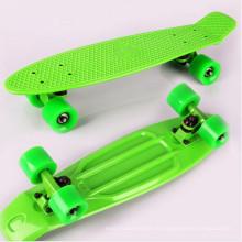 Новый пластиковый скейтборд с полипропиленовым материалом (YVP-2206)