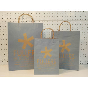 Brown Kraft Paper Bag-Book