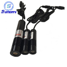 635nm 650nm Red cross laser module
