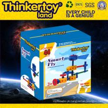 2015 crianças venda quente edifício brinquedo avião