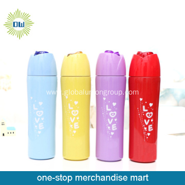 Bullet-shaped Travel Vacuum Thermos